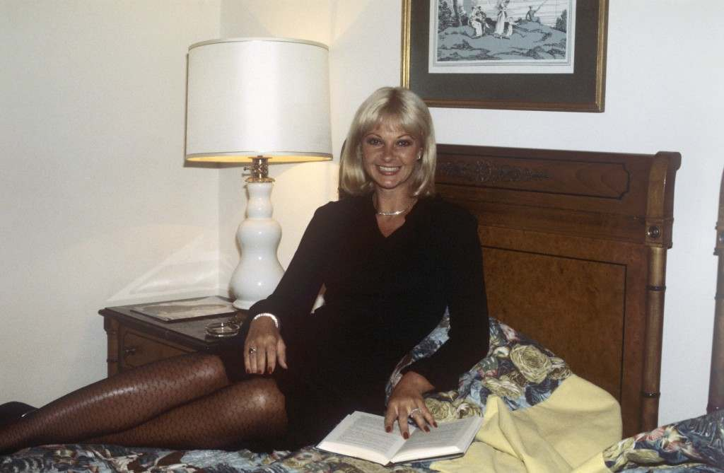 File photo dated 06/11/80 of Mandy Rice-Davies
