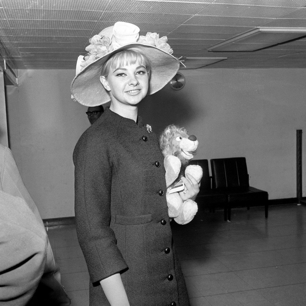 File photo dated 01/07/63 of Mandy Rice-Davies