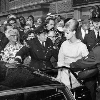 Mandy Rice-Davies: 28 photos of the woman who shook the Government