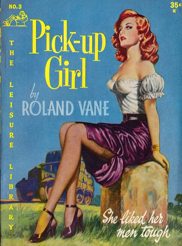 Pick-up Girl Reginald Heade