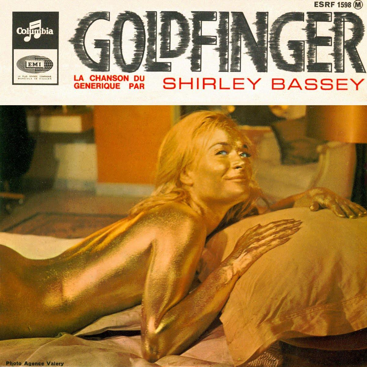 French soundtrack for Goldfinger
