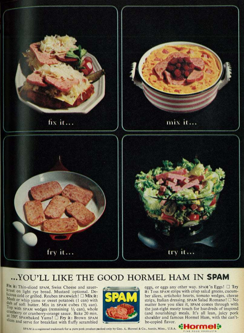Spam 1966