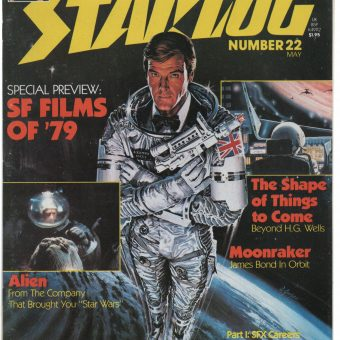 The 5 Best Starlog Magazine Covers (and the 3 Worst)
