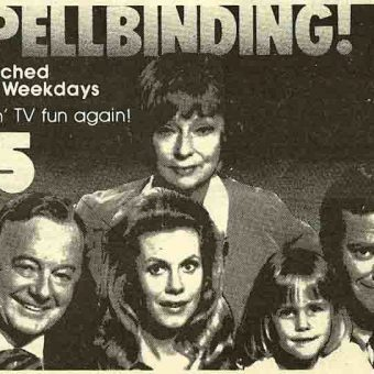 Comedy on the Tube: 1970s-80s TV Guide Adverts