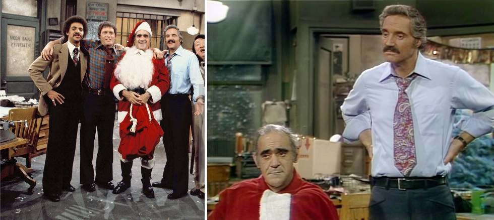 Christmas on tv a look at holiday episodes and specials for Barney miller fish