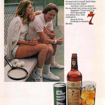 Boozvertising (Part 2): More Vintage Alcohol Adverts