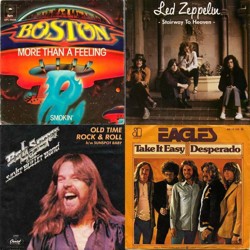 40 Songs Ruined by American Classic Rock Radio - Flashbak