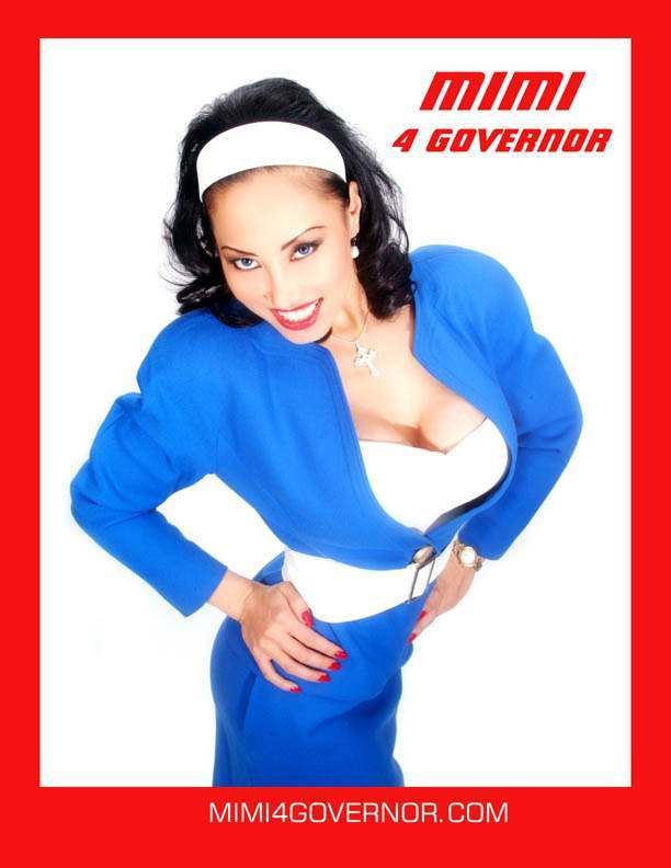 mimi for Governor