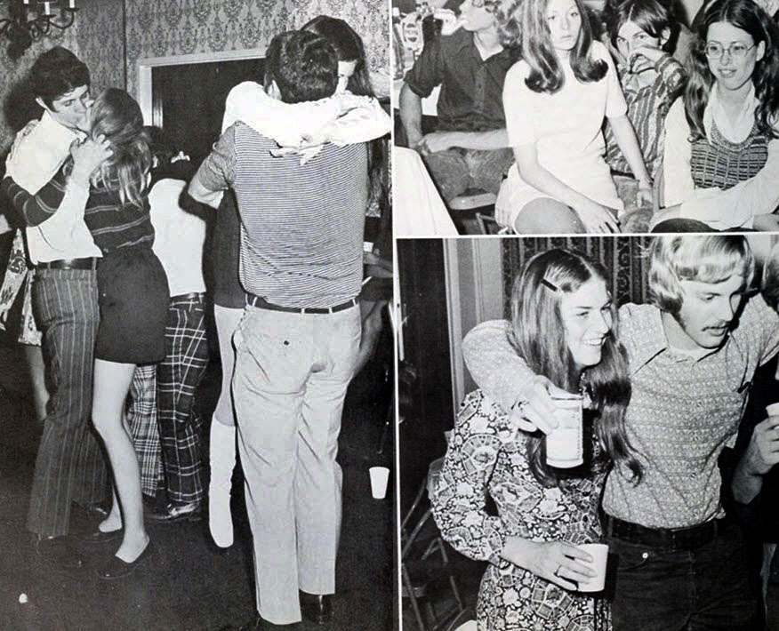 Of Course The Best Way To Get A Look At Vintage Party Is Pore Over Some Old Photographs So Let S Have Found