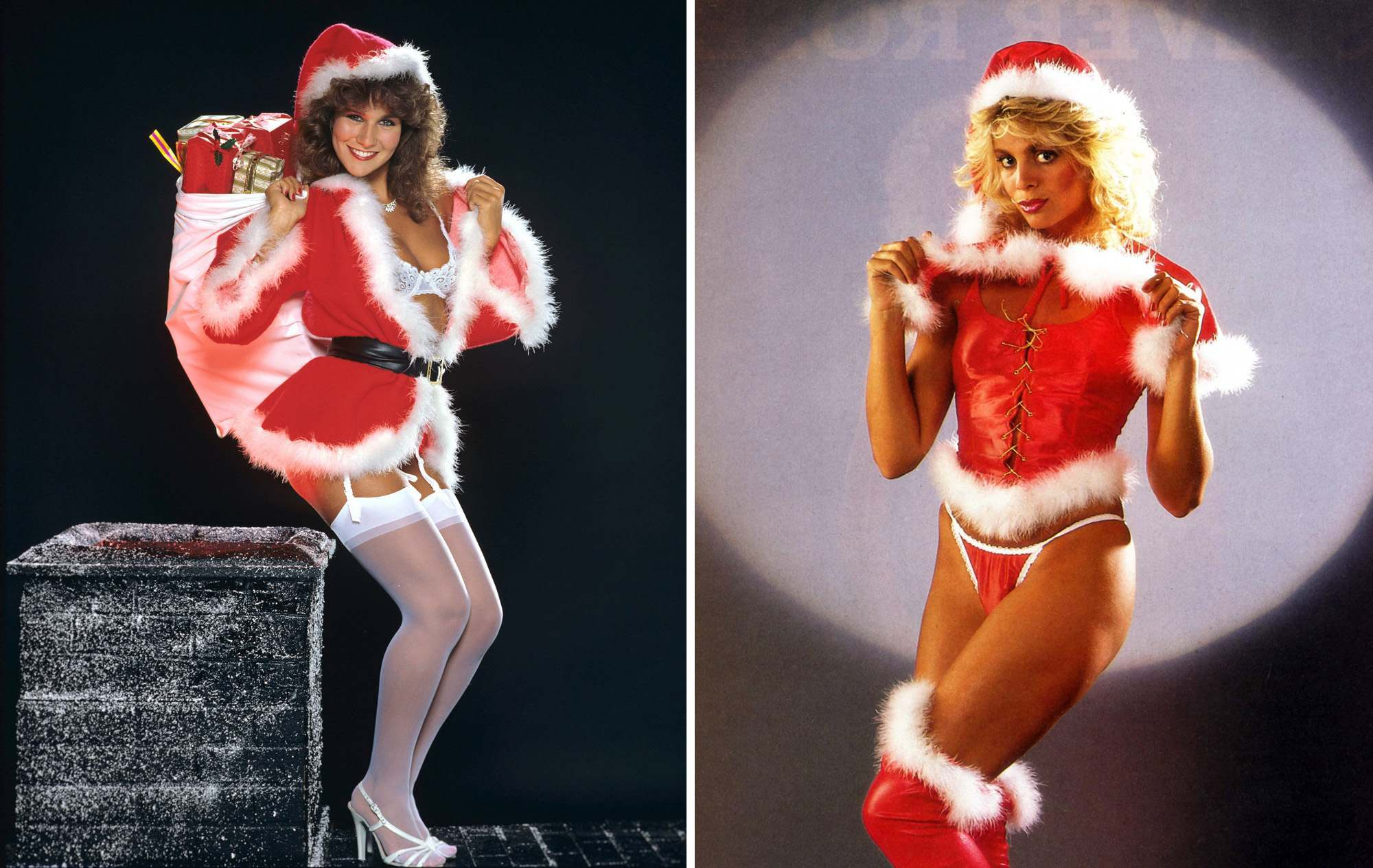 Christmas Babes.The Babes Of St Nick Santa S Helpers Of Christmas Past
