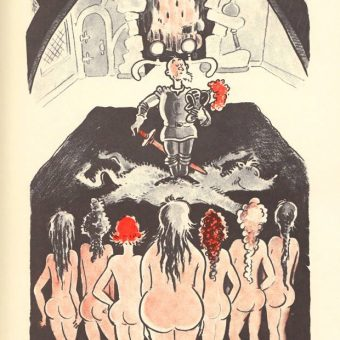 The Seven Lady Godivas: Dr. Seuss's Book of Nudes For Adults