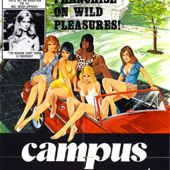 Naughty Co-Eds: A Look at Campusploitation Films