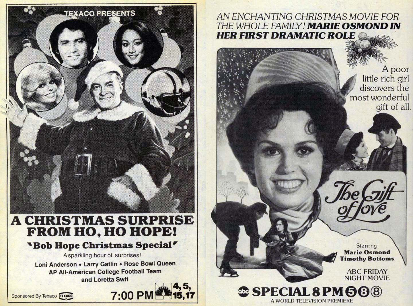 xmas special osmond hope