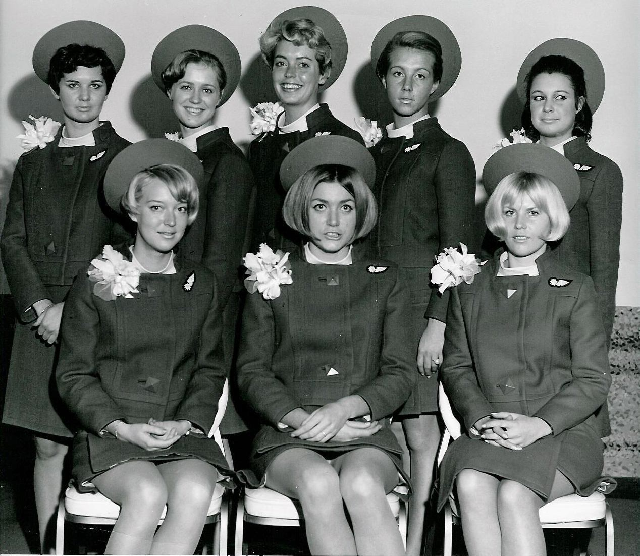 The Groovy Age Of Flight A Look At Stewardesses Of The 1960s 70s