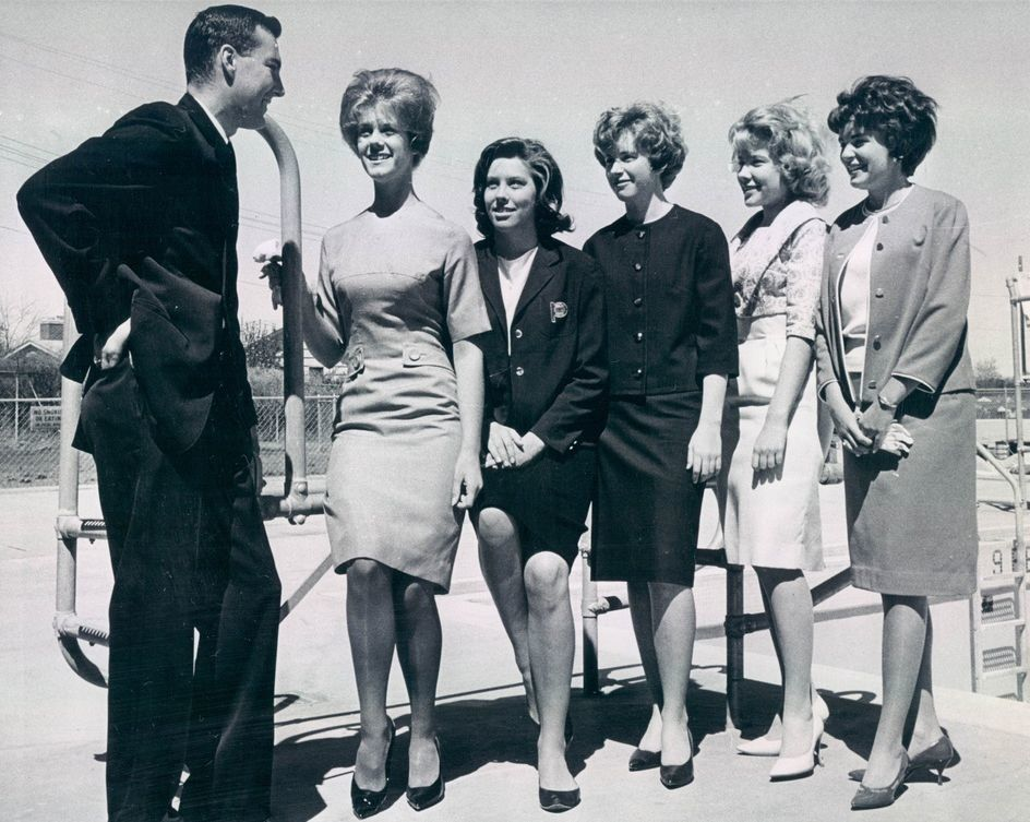 1963 Miss Denver, Colorado Contestants