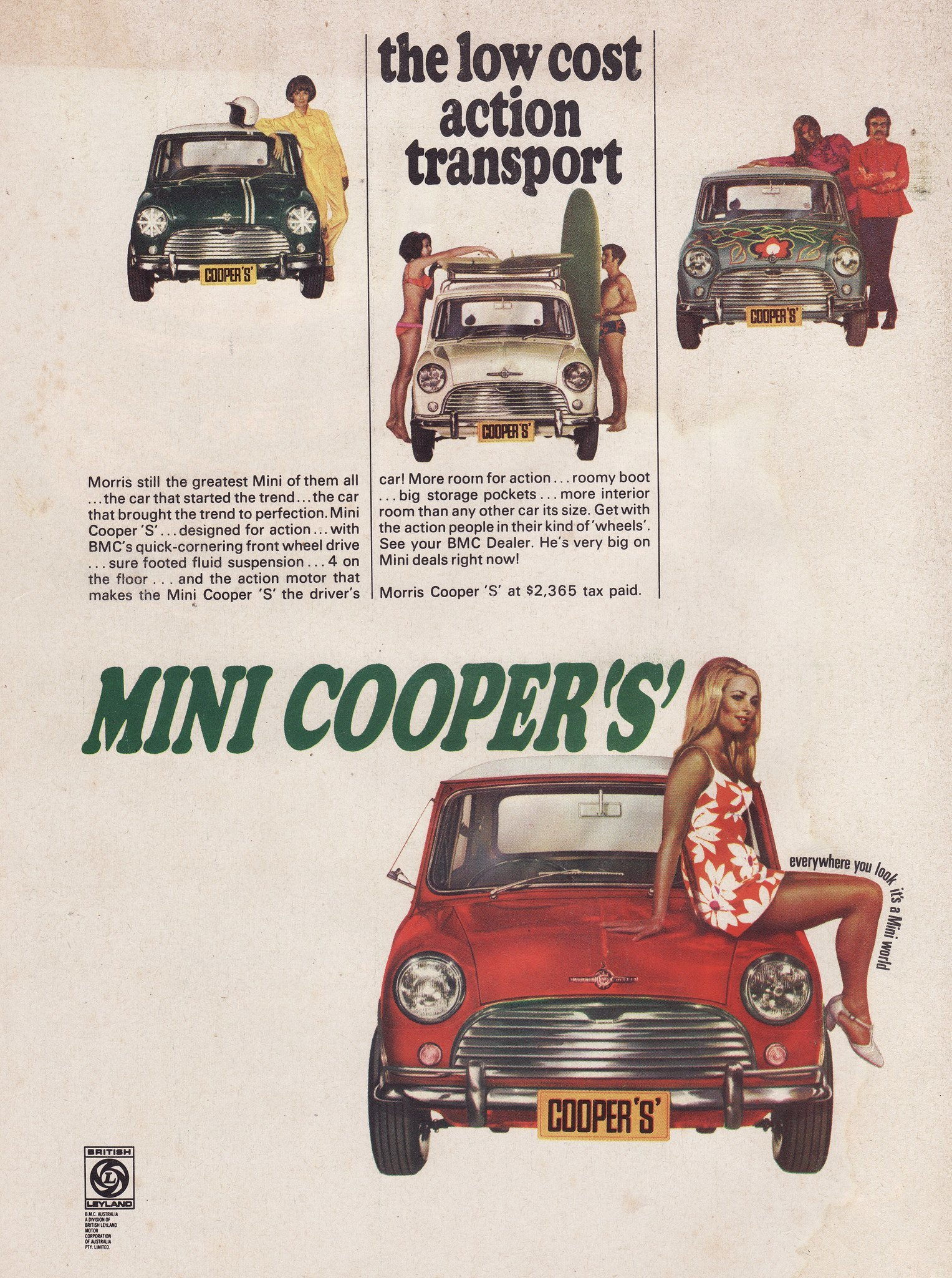 eighteen brilliant mini adverts