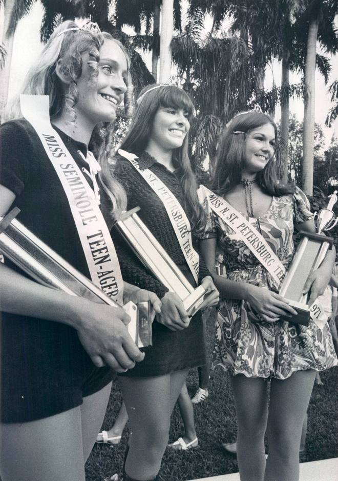 1971 Florida Beauty Queens, Miss Seminole Teenager