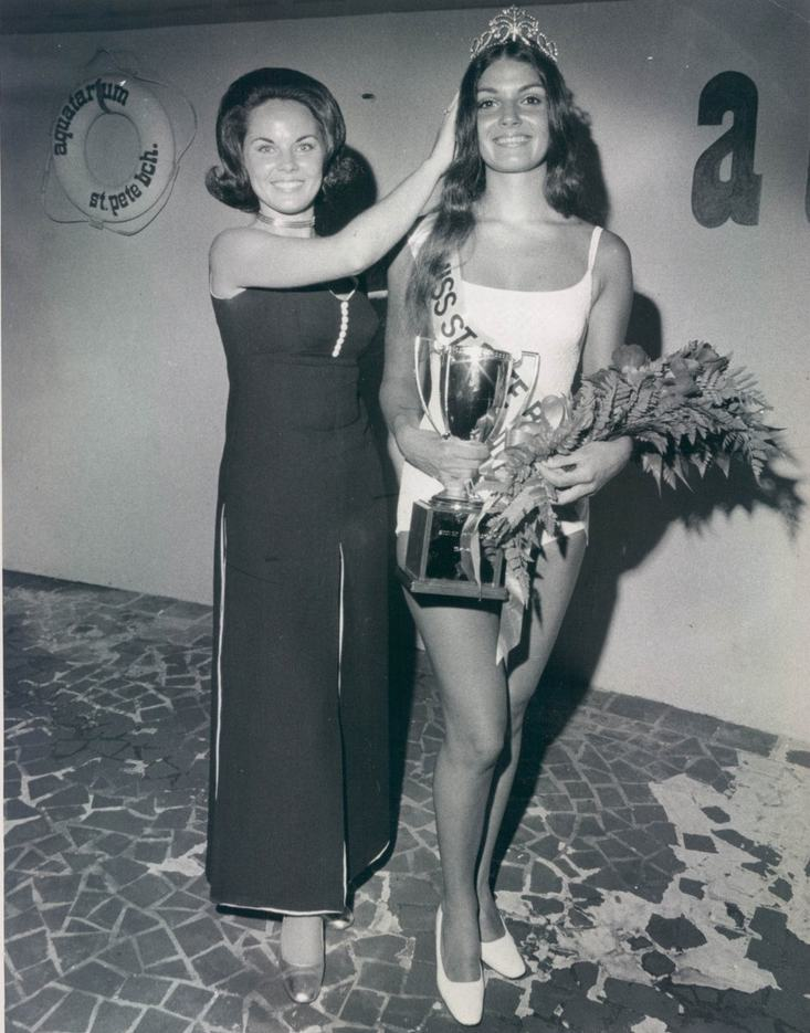 1971 Miss St Petersburg Beach, Florida