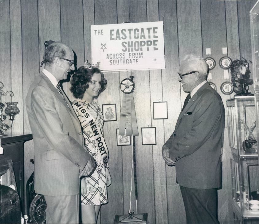 1972 Port Richey, FL Mayor John Durney