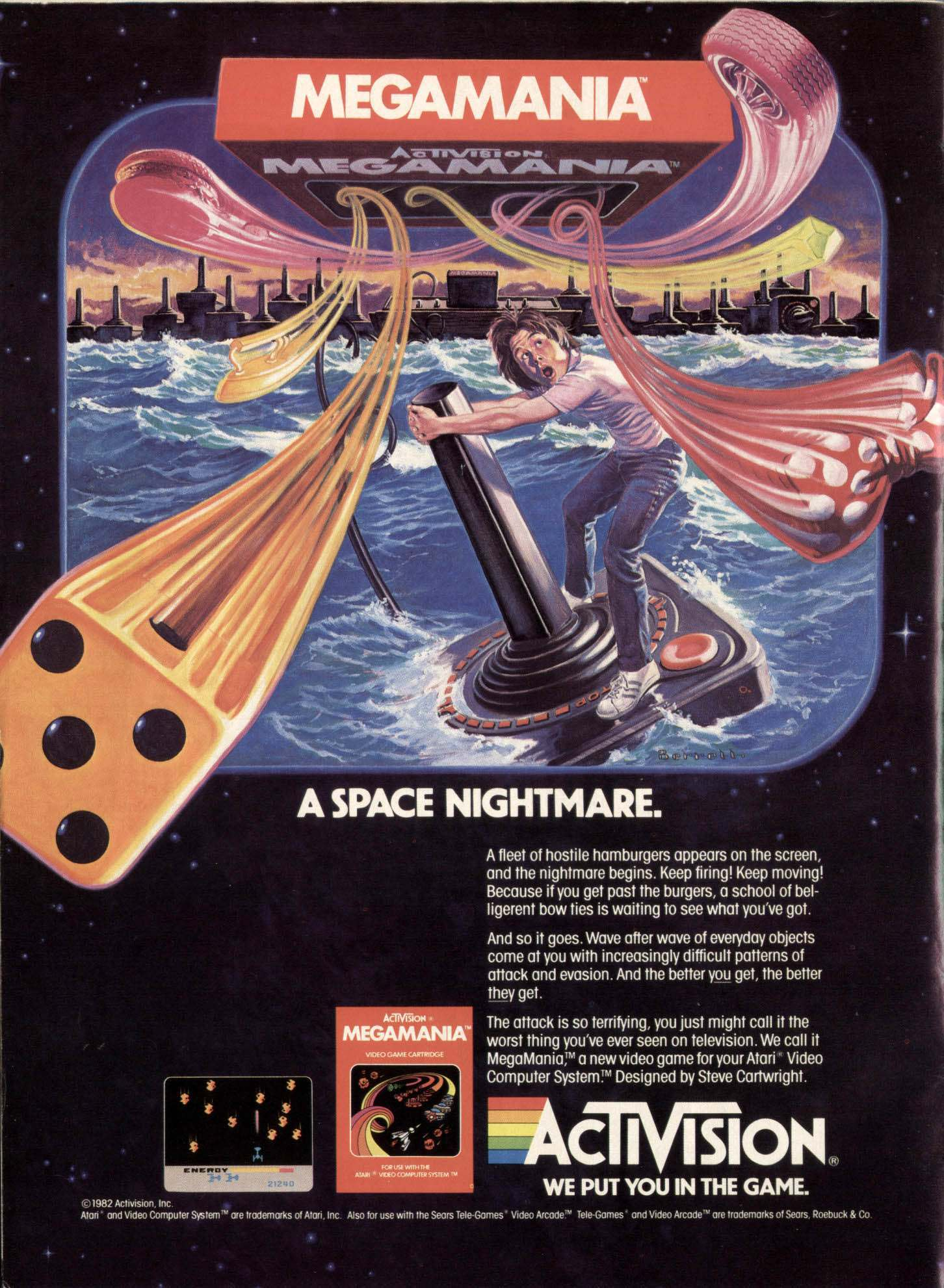 1982 video game