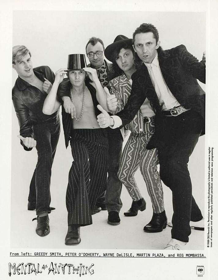 1988 MENTAL AS ANYTHING