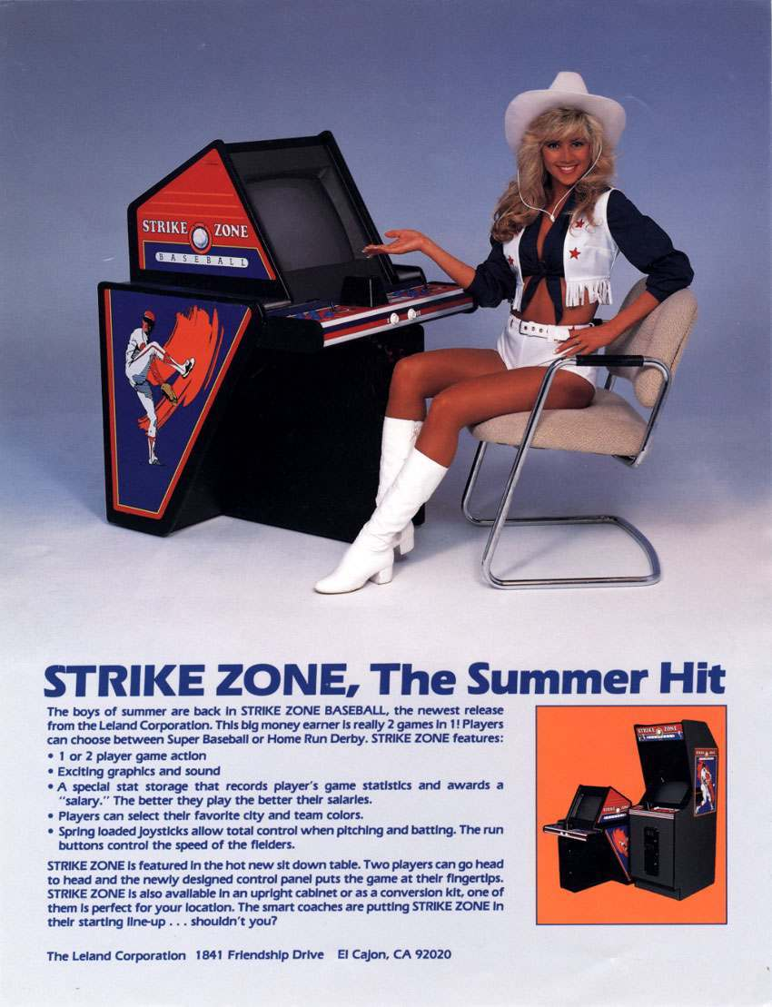 Arcade Girls - Années 80 - Video Game and Arcade Flyers - Mister Gutsy Post (30)