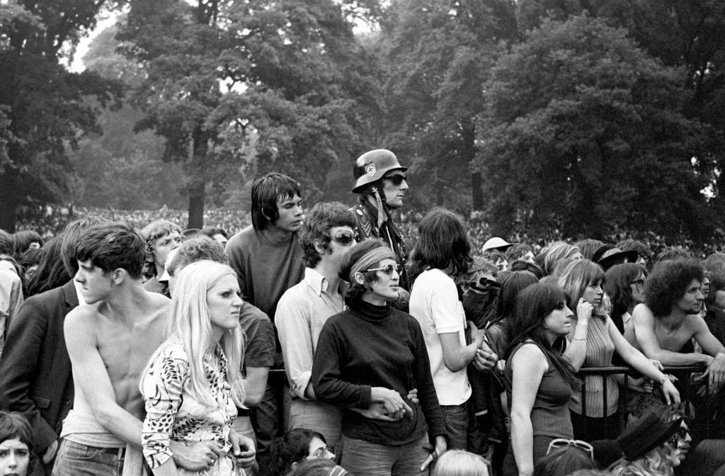 Music - Hyde Park Free Festival - The Rolling Stones - 1969