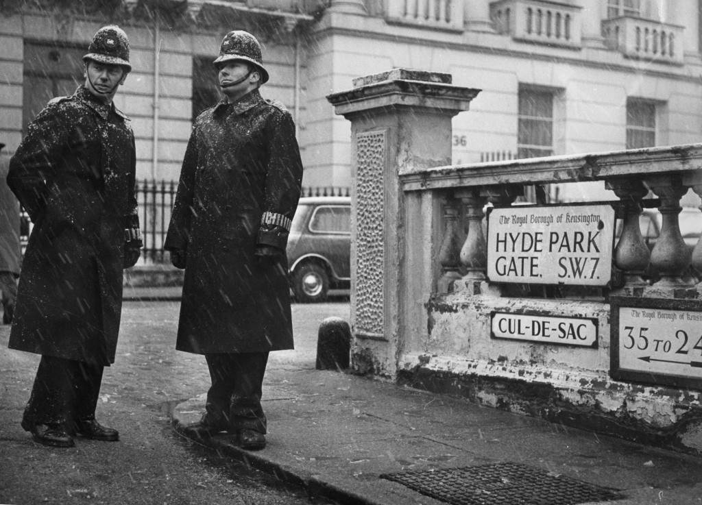 Hyde Park Gate, London