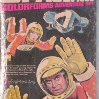 They Stick Like Magic! A Gallery of Colorform Adventure Sets (1966 – 1980)
