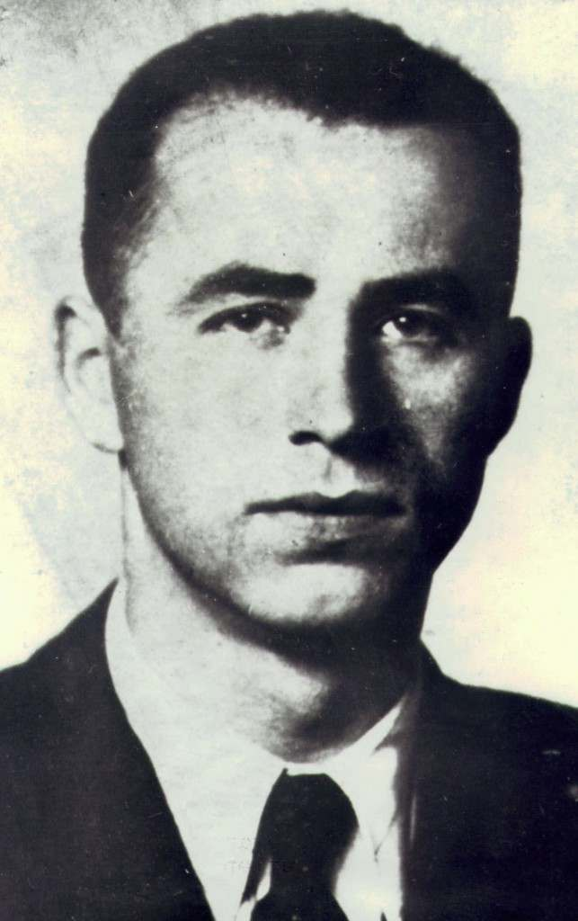 Undated picture of Austrian-born Alois Brunner, one of the world's most-wanted Nazi war criminals. Brunner will be tried in a Paris court Friday March 2, 2001 for his crime. Brunner, who was sent to France in 1943, took command of the Drancy transit camp, north of Paris, where Jews were held and stripped of their assets before being sent to the concentration camp at Auschwitz.