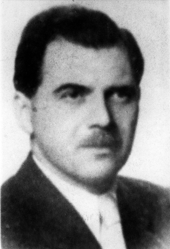 This picture of 1956 shows the World War II criminal Josef Mengele. According to West German prosecutor Hans Eberhard Klein, who heads the search for the chief doctor of the Auschwitz death camp, it is the last real picture of Mengele. The photo was used by Mengele when he applied for an identity card in Argentina in 1956 under his real name. (AP-Photo) 1956