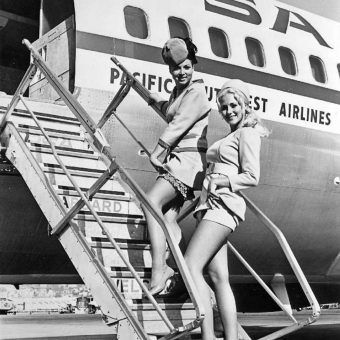 The Groovy Age of Flight: A Look at Stewardesses of the 1960s-70s