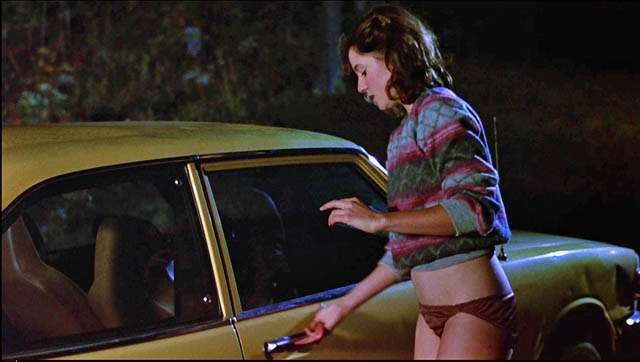 Jeannine Taylor in Friday the 13th Part 2