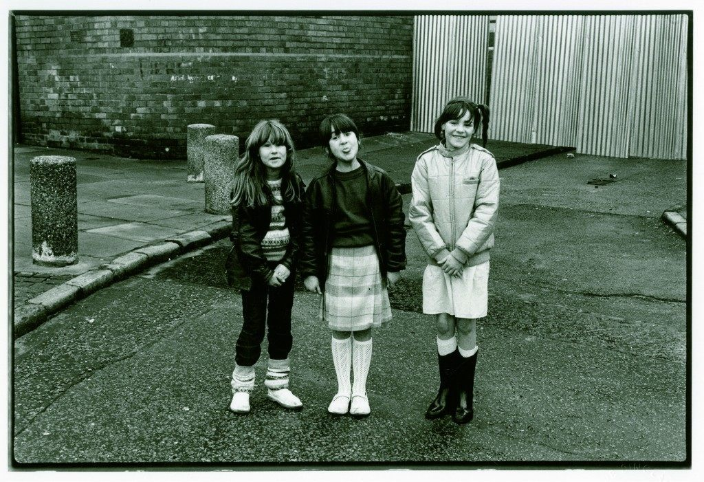 Liverpool in the 1980s by Dave Sinclair