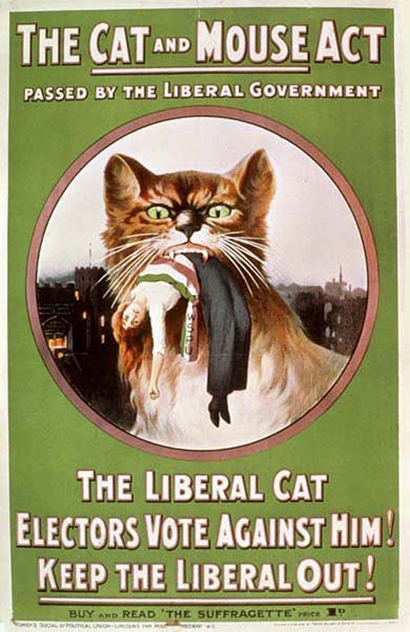 Cat and Mouse poster.