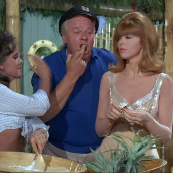 Castaways Behaving Badly: Gilligan's Island Devilry Caught on Tape