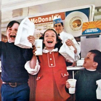 You Deserve a Break Today: 1960s-1980s McDonald's History in Advertising