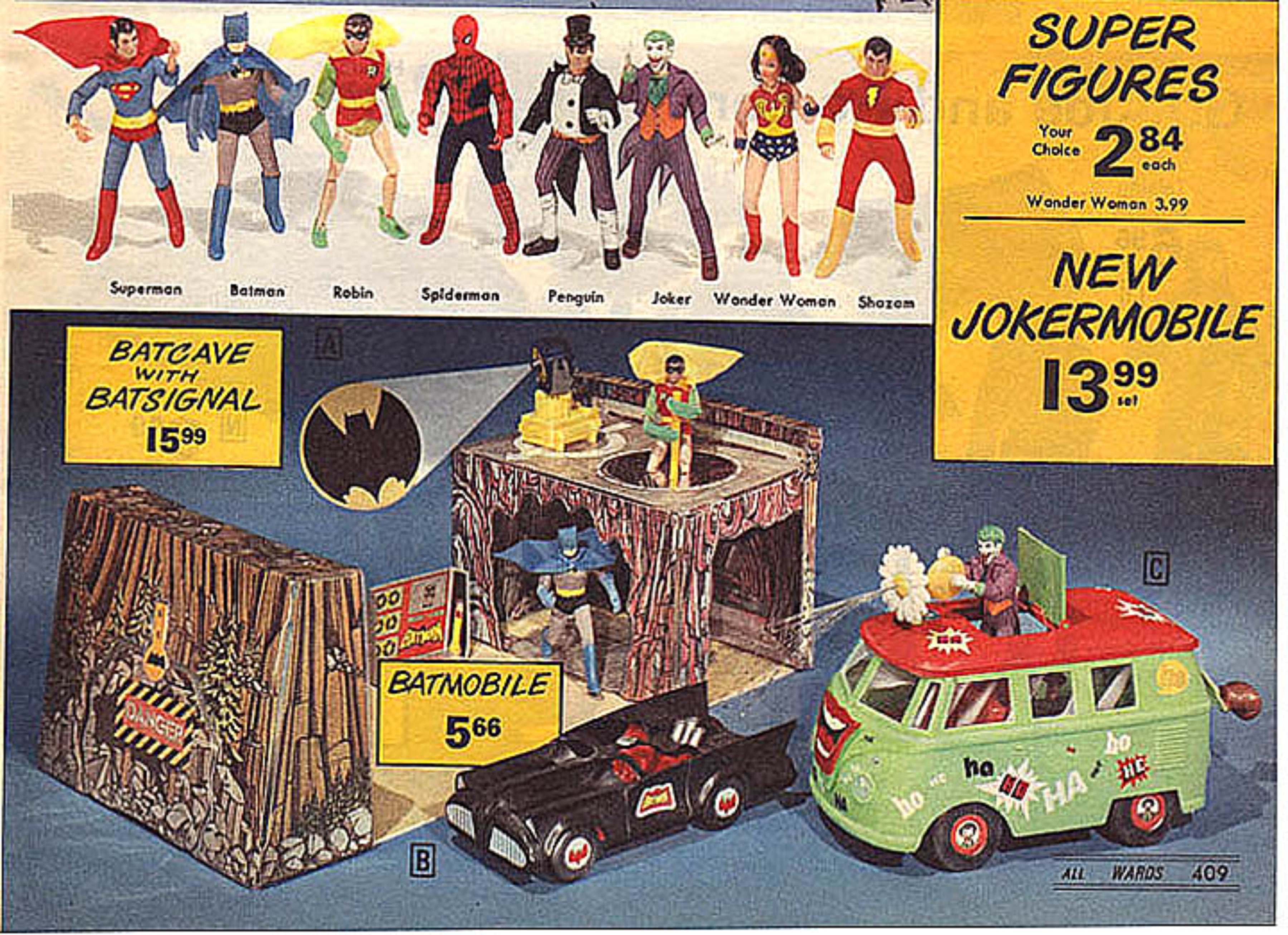 The Great Mego Playsets Of The 1970s Flashbak