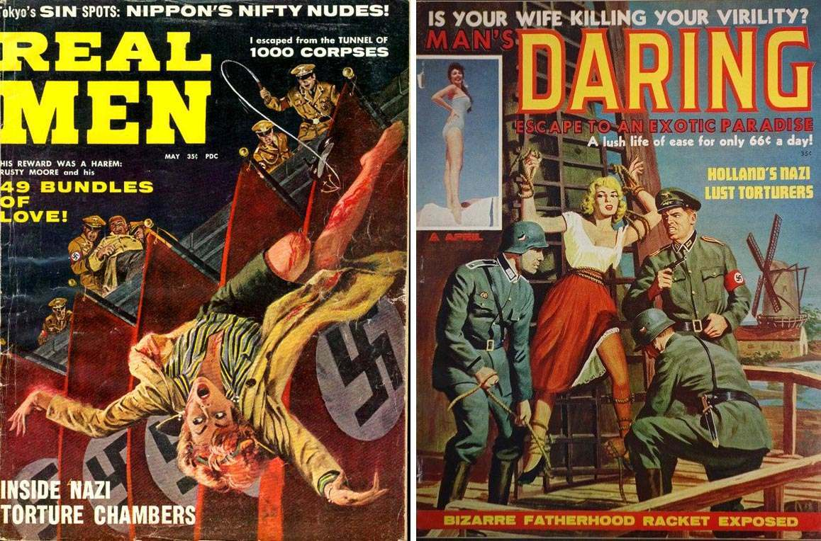 nazi pulps