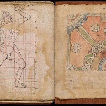 The Tibetan Book of Proportions: An 18th Century Guide To Drawing Buddha