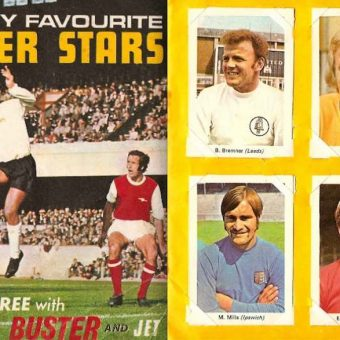 Back of the Net!: Your Favourite Football Stars From 1971