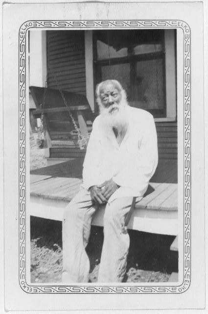 James Johnson, ex-slave, Dallas