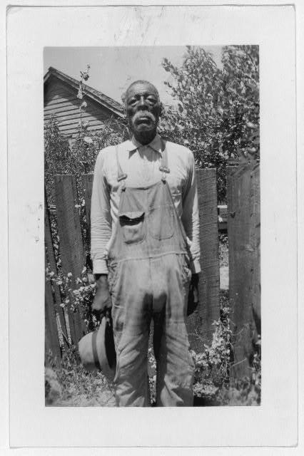 John Smith, ex-slave, Waco