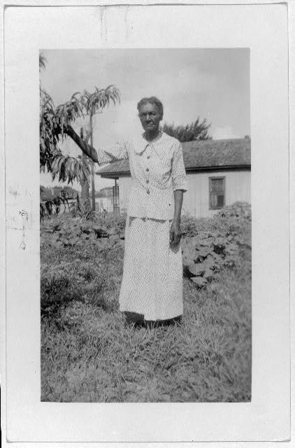 Sarah Ford, ex-slave, Houston