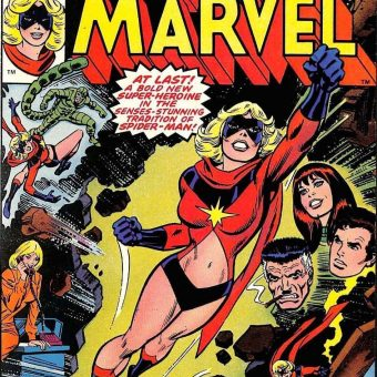 Feminism Fail: Ms. Marvel Comics in the 1970s