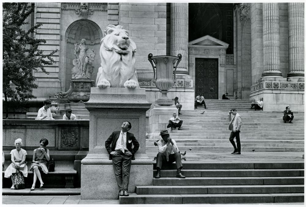[NEW YORK PUBLIC LIBRARY]