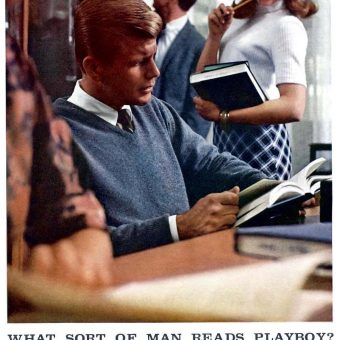 What Sort of Man Reads Playboy? The Ultimate Male According to the Bunny Magazine