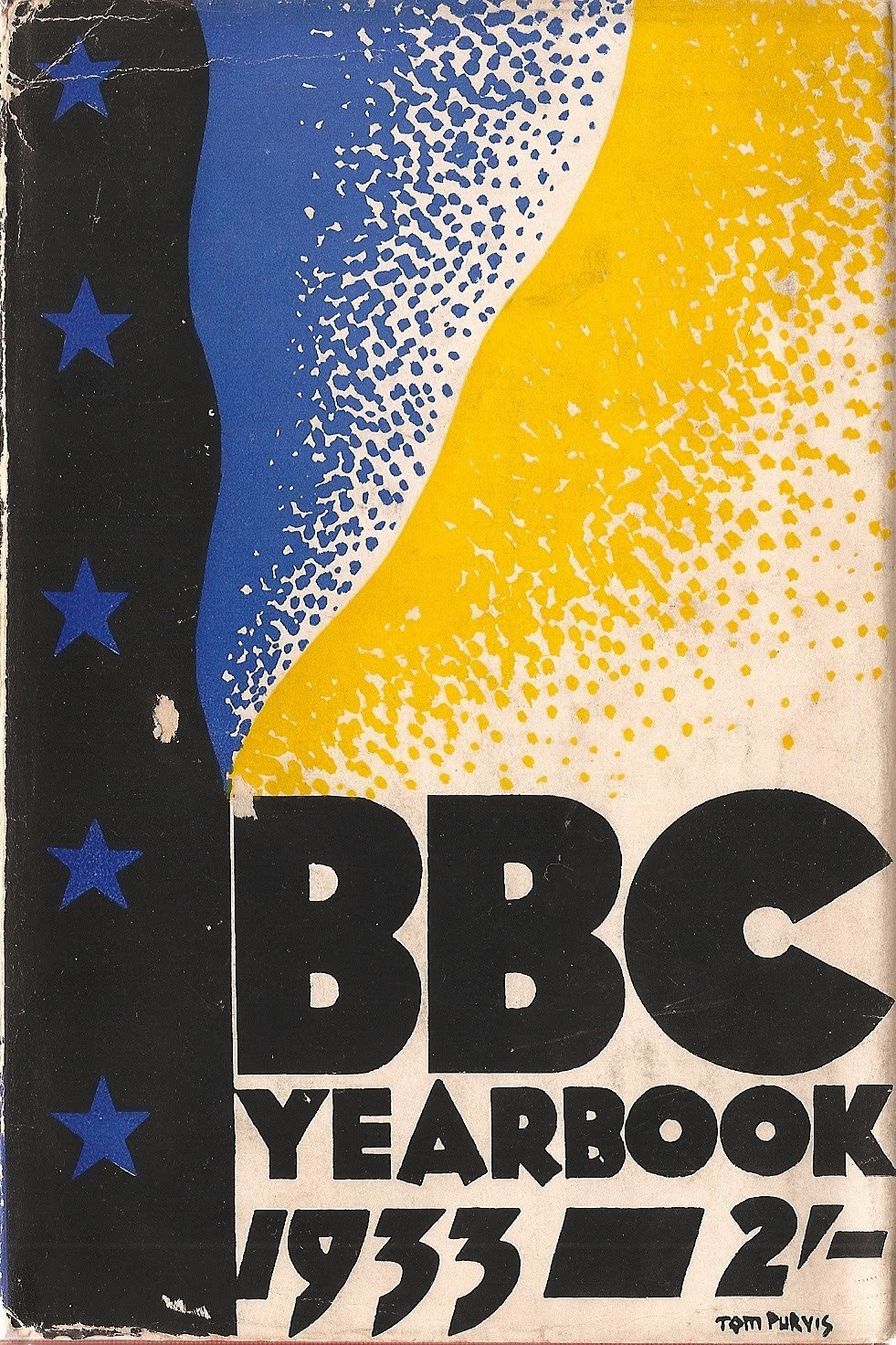 BBC Yearbook 1933 Jacket