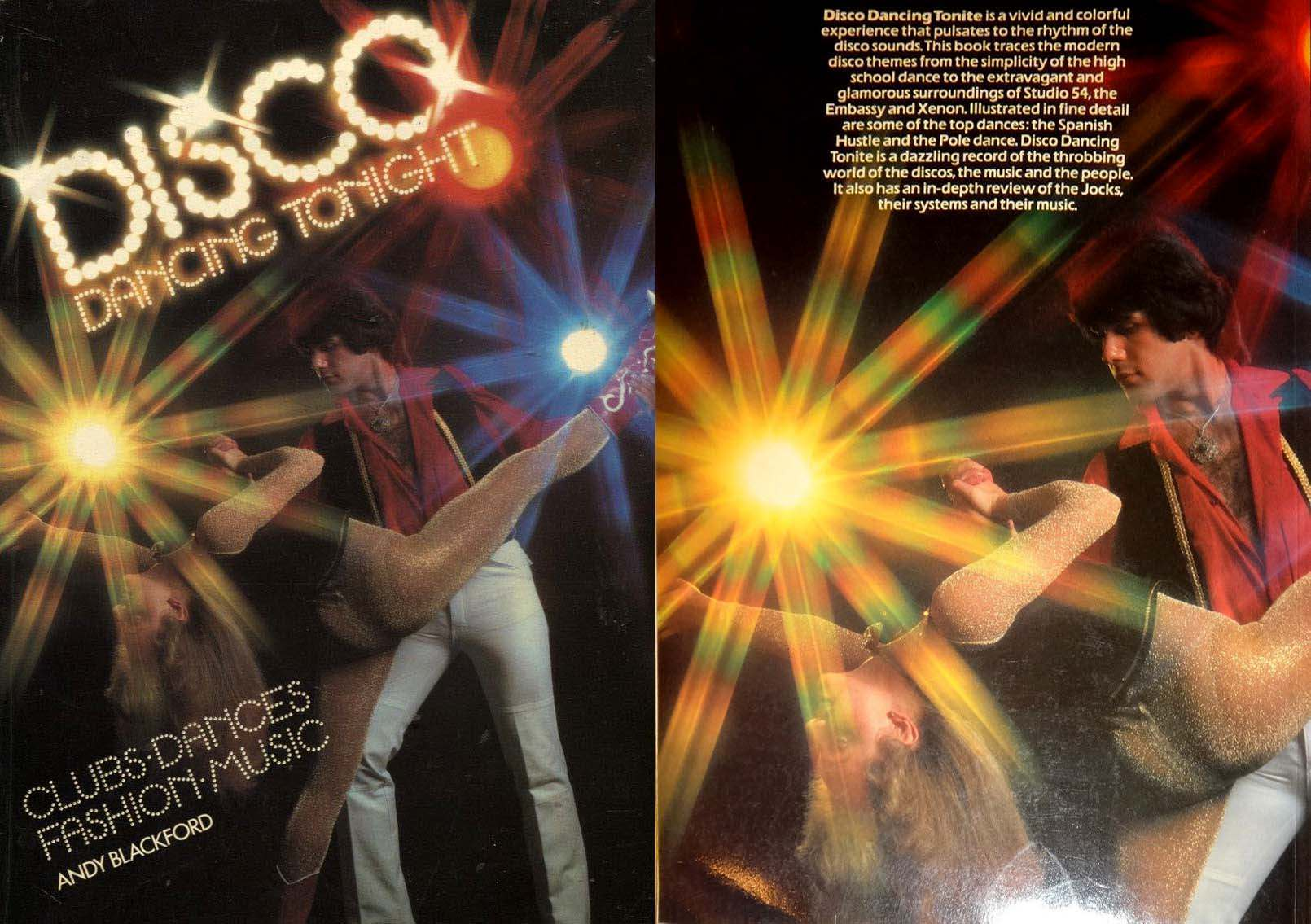 Disco Dancing Tonite by Andy Blackford (1979 )