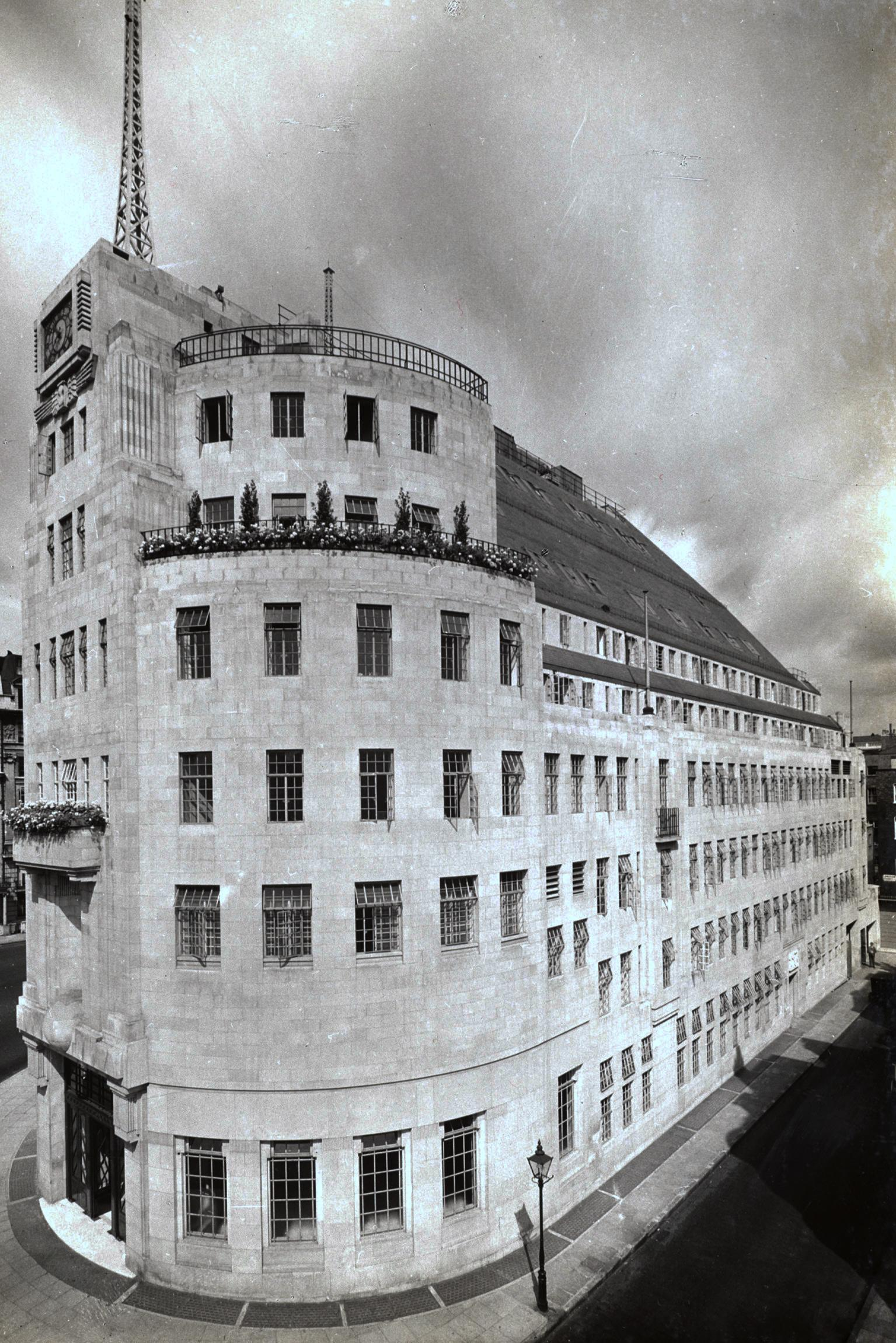 Broadcasting House 1932
